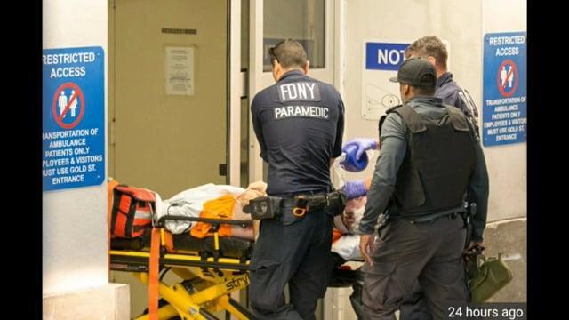 [AE News] Mrtvola Jeffreyho Epsteina je podvrh, tělo patří před rokem zemřelému šéfkuchaři z reality