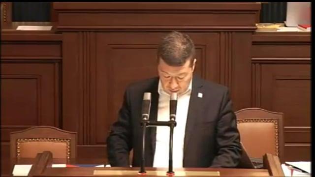 [AE News] Tomio Okamura v listopadu 2018 varuje před zpochybněním svazku muže a ženy!